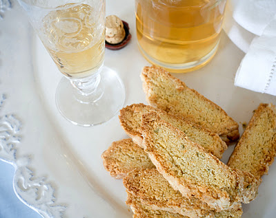 {Day 3} The AFTER treat: Biscotti