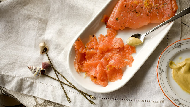 Sublime Sunday: Gravlax