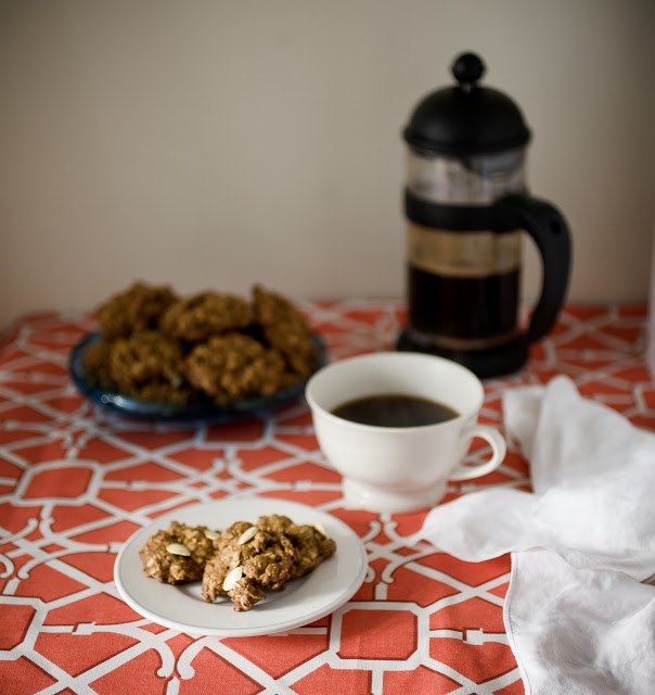 Before the Rush- Healthy Pumpkin Cookies for Thanksgiving Breakfast