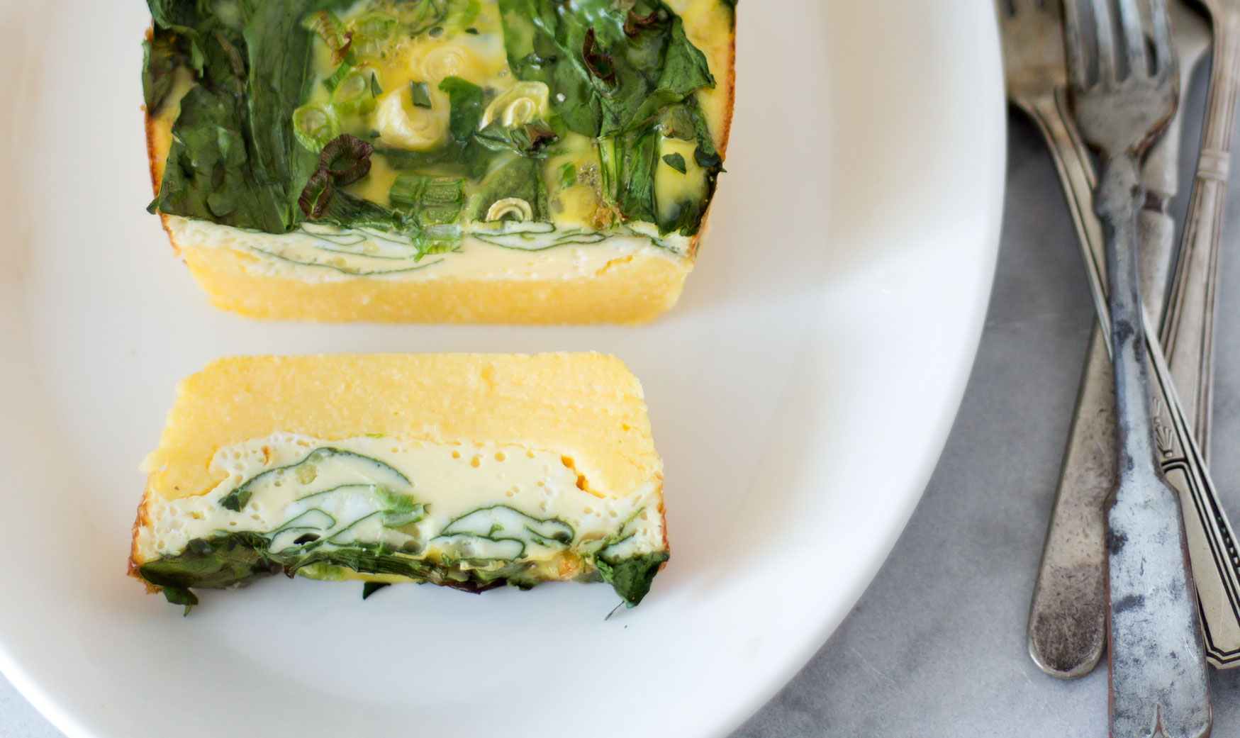 ... , this recipe for my spinach and scallion savory torte is fantastic