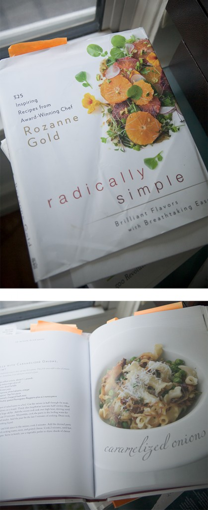 Radically Simple Cookbook ~A Stack of Dishes