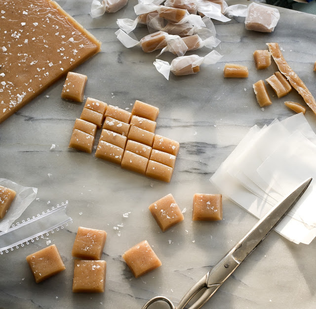 8 tips for perfect caramels~ A Stack of Dishes