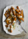 Smokey Sweet Potatoes with Lime Yogurt